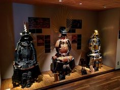The Samurai Museum was a great find in the funny/awkward looking Shinjuku neighborhood in the greater Tokyo. This place is privately owned, displaying a private collection, and with a bunch of fun stuff to experience like dressing up as a Samurai and getting your own pictures taken and a presentation....