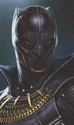 The following images are from or related to the film Black Panther.