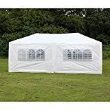 Tent Gazebo Marquee Outdoor Garden Patio Large Camping Waterproof Tents 3 x Pop Up Canopy Tent, Canopy Frame, Gazebo Canopy, Canopy Cover, Canopy Outdoor, Instant Canopy, Waterproof Tent, Tent Reviews, Screen House