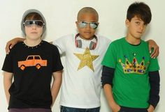 Kids COOL & SPARKLY t-shirts...