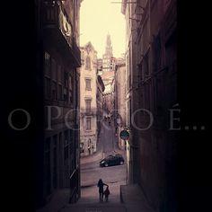 o Porto é... ruas cruzadas