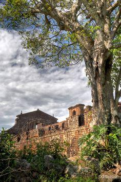 ruins - São Miguel das Missões, Rio Grande do Sul