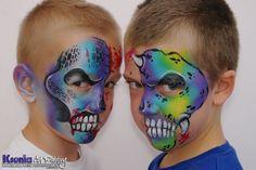 Ksenia Art Painting    little monsters