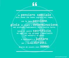 #8marzo #FestaDellaDonna #InternationalWomensDay