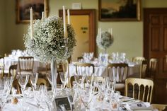 Gypsophila wedding Decs summer 2014