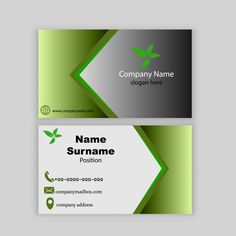 logo,business card,business,abstract,card,template,office,vector,layout,presentation,green,corporate,contact,company,leaves logo,modern,corporate identity,branding,visit card,abstract design,beauty logo,identity,identity card,business logo Black Business Card, Business Card Psd, Green Business, Elegant Business Cards, Business Logo, Identity Branding, Corporate Identity, Visiting Card Templates, Beauty Logo