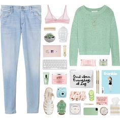 talk is cheap - Polyvore