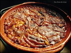 Le Cassoulet, Chef Simon, Heritage Recipe, American Food, Paella, Pork, Beef, Ethnic Recipes, Desserts
