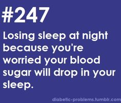 or the blood sugar of your type 1 child