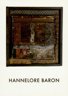Image detail--Hannelore Baron