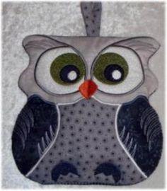Owlies In My Kitchen
