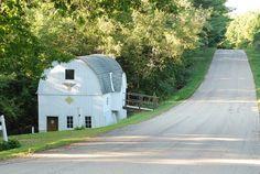 Tiny Barn in Wisconsin