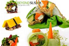Beyond Sushi Brings Healthy Vegan Sushi to New York City