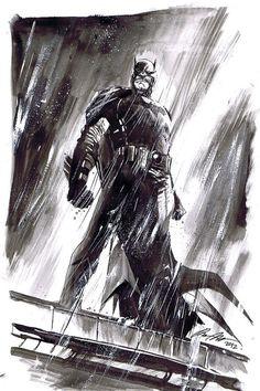 The Batman by Rafael Albuquerque