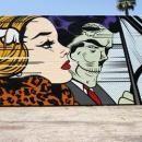 Vitry vit le Street art : Distorsion Urbana...