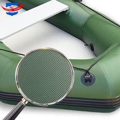 PENGYANG 3m Puhallettava soutuvene PVC-melontaveneitä kalastukseen sopivalla moottorilla 1.2mm PVC-veneellä Kestävät Drifting Kayak-veneet Motor, Electronics, Water Ski, Rowing Scull, Fishing, Consumer Electronics