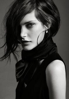 Catherine McNeil for Hermès Jewellery F/W 13 campaign