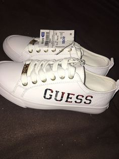 Guess shoes for Sale in La Habra Heights, CA - OfferUp Guess Shoes, Shoe Brands, Brand New, Sneakers, Fashion, Tennis, Moda, Slippers, Fashion Styles