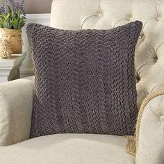 Mandrell Velvet Pillow