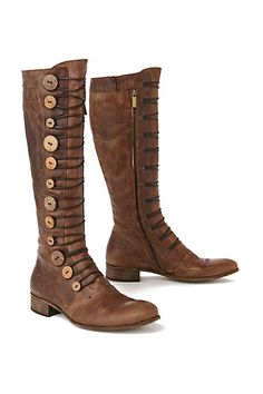 Button Brigade Boots  | Anthropologie