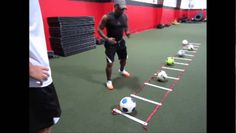Soccer Specific Speed and Agility Training with Eddie Henderson - Part 1