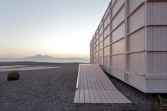 A Vacation Home With 72 Doors By Cristián Izquierdo - IGNANT Space Architecture, Architecture Details, Chili, Journal Du Design, Decor Home Living Room, Room Decor, House Built, Prefab Homes, Cladding