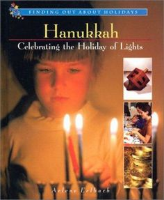 Cover image for Hanukkah : celebrating the holiday of lights