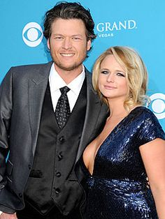 """I asked Blake, 'Dude, why didn't you tell me I got fat?' He said, 'That would go over like a lead balloon. It's not my job to tell you you're fat. It's my job to tell you you're beautiful.'""--Miranda Lambert;  Yeah good guys!!!!   I know you're out there!!!"