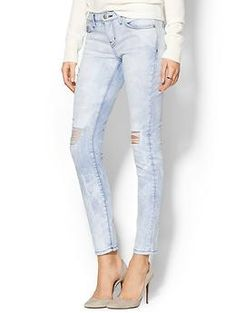 Current/Elliott The Ankle Skinny | Piperlime