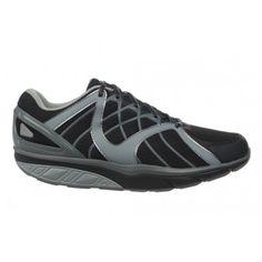 Men's Jengo 5 Sport Neutral Lace Up Black / Silver / Steel : £159.00