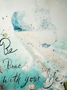 You are brave and you are worth it.