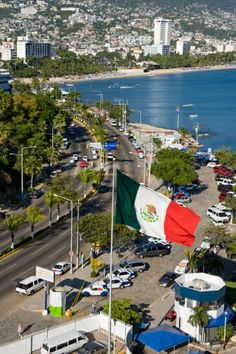 Acapulco (Nahuatl: acatl, poloa with, 'reed, destroy or pull, lugar''en which were destroyed or devastated the reeds')? is a city and port in the Mexican state of Guerrero, on the south coast, 304 kilometers from Mexico City. It is the largest city in the state, and far exceeds the state capital (Chilpancingo de los Bravo), plus part of the only metropolitan area in the state, and has the largest population of the same.