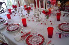 My Valentine's Brunch Table