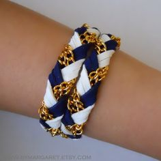 nautical friendship bracelet... want it!!!