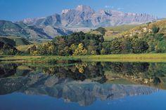 Drakensberg, Kwa-Zulu Natal. http://www.southerncircle.com/d.html