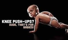 Push-ups are a killer exercise! I like to do push-ups on med balls! What is your favorite?