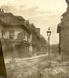 Lambeth High Street in London, Victorian Life, Victorian London, Vintage London, Old London, South London, London History, British History, Uk History, History Images