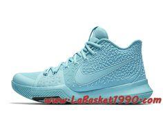 super popular 0499f 46c3d Nike Kyrie 3 852395-401 Chaussures Nike Basket Pas Cher Pour Homme Vert