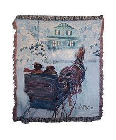 Shop At Sullivan, The Official Online Store for Sullivan Entertainment, featuring Anne of Green Gables, Road to Avonlea, Wind at My Back and other Classic and Family Films! Road To Avonlea, Winter Blankets, Anne Of Green Gables, Tapestry Weaving, Keep Warm, Seasons, Classic, Spirit, Painting