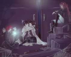 by Cashandas on DeviantArt Anime Couples Manga, Cute Anime Couples, Anime Manga, Anime Girls, Anime Art, Dr Grey, D Gray Man Allen, Dark Anime Guys, Allen Walker