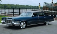 1970 Cadillac Fleetwood Brougham in Condor Blue Vintage Cars, Antique Cars, Donk Cars, Cadillac Fleetwood, American Classic Cars, Cadillac Eldorado, Big Trucks, Motor Car, Luxury Cars