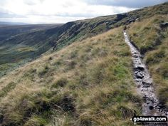 Walk Picture/View: The Pennine Way north of  Black Chew Head (Laddow Rocks) in The Peak District, Derbyshire, England by Simon Jacks (32)