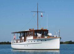 Bildergebnis für elco classic yacht boat