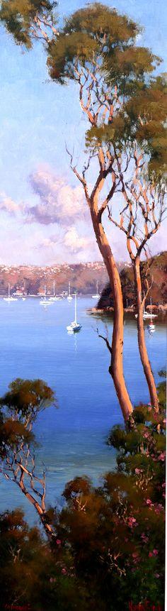 Cremorne by Werner Filipich | Kevin Hill's Top Ten Australian Artists