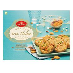 Traditional Indian sweet with dried fruits like almonds and pistachios mixed with mawa and sugar, Delicious mouth watering taste you always ready to eat, Order Now from #Haldiramsonline