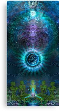 Psychedelic, visionary and fractal artwork by Xenodimensional Sacred Geometry Art, Sacred Art, Psychedelic Art, Mandala Art, Psy Art, Mystique, Visionary Art, Fractal Art, Trippy