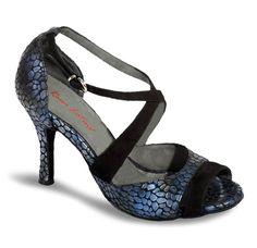 Mod. Perla by Rosso Latino #RossoLatino #dance #shoes #danceshoes Visit: www.rossolatino.com