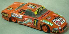Maqueta Dodge #1 Oscar Catellano 1988   PRODUCTOS   Grimparts