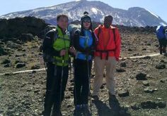 Mt #Kilimanjaro climb via the #Lemosho route with Private Expeditions