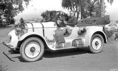1923 Buick Model 45 touring car